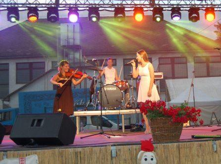Beregdaróczi Kenderfesztivál a Ciráda zenekarral