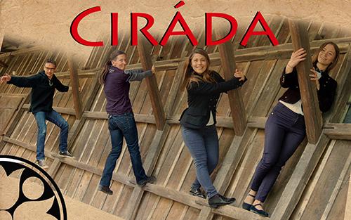 Ciráda zenekar média fotó